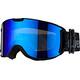 UVEX Skyper LM Goggles blå/sort